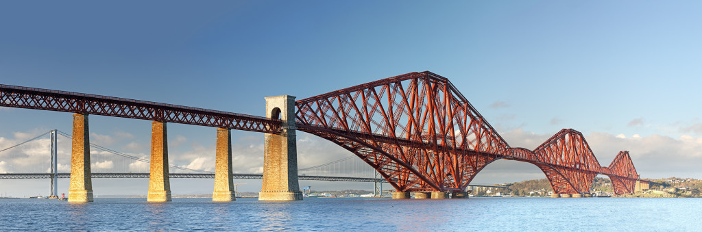 Forth Railway Bridge © Grant Glendinning 2014 no unauthorised use of this image is permitted