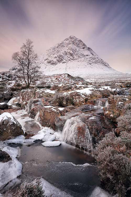 scottish landscape photography by published photographer