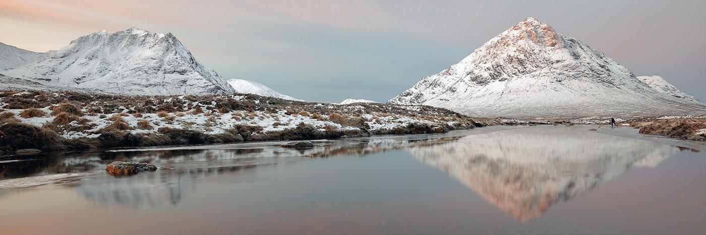 Glencoe Winter Sunrise