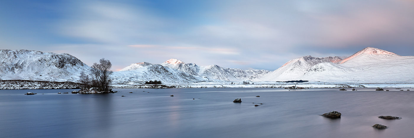 Blackmount Sunrise - Glencoe