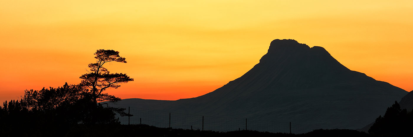 Stac Polly Sunset