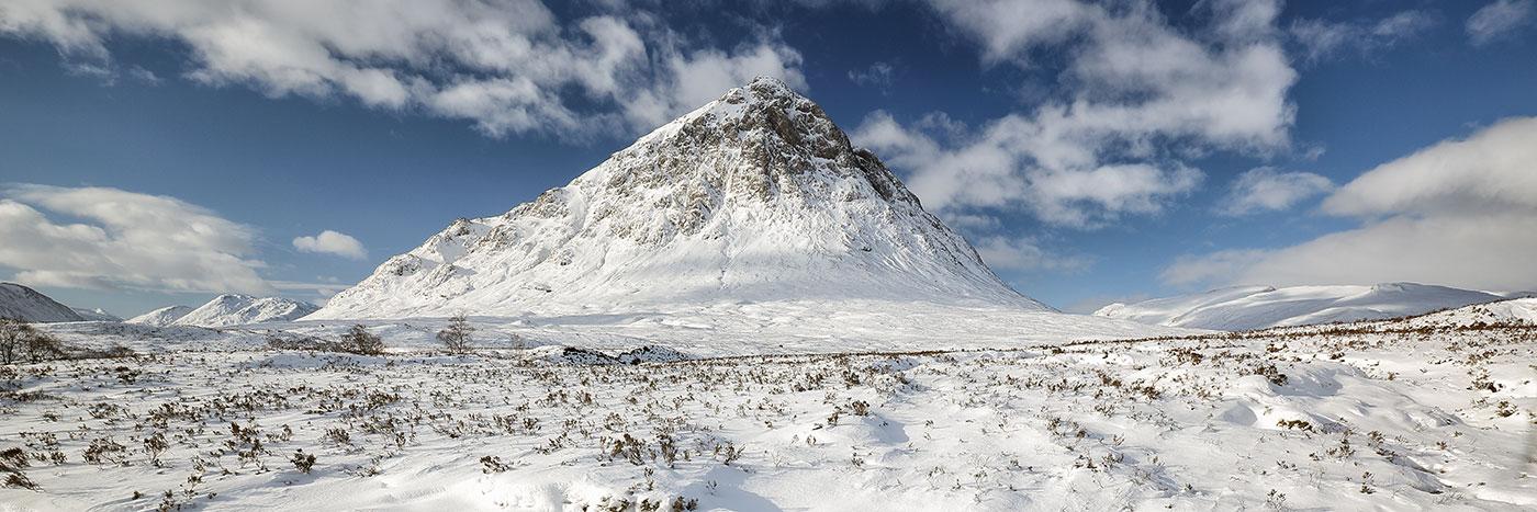 Buachaille Etive Mòr Winter