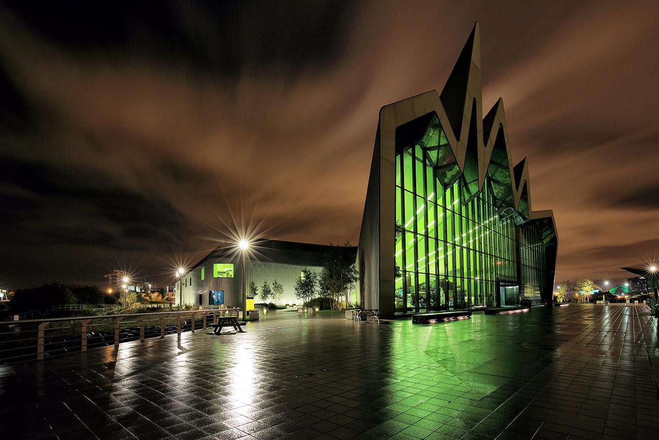 Glasgow Riverside Transport Museum