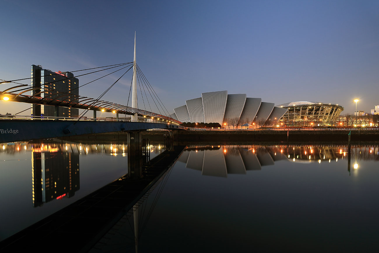 Glasgow River Clyde
