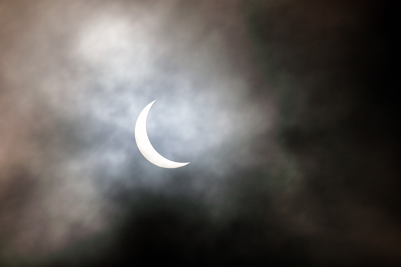 Solar Eclipse Scotland