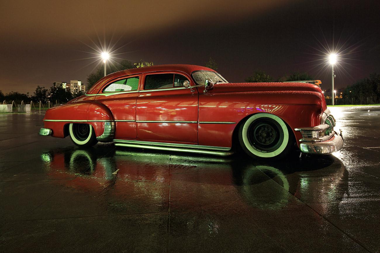 Pontiac 1950