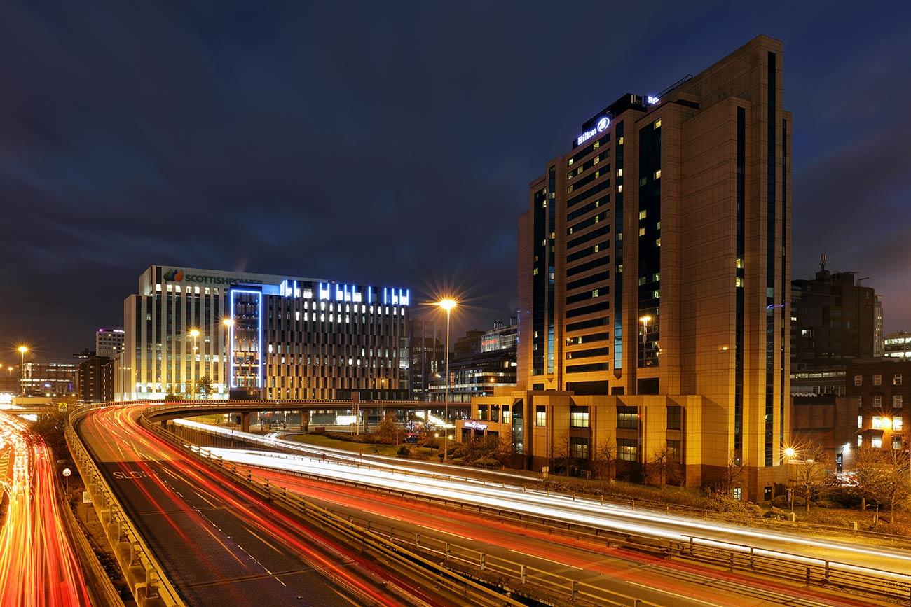 Glasgow Night Trails