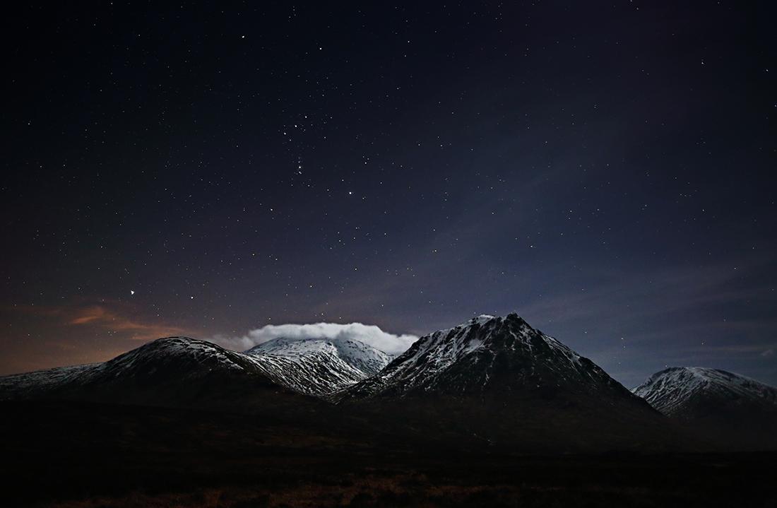 Glencoe Starscape