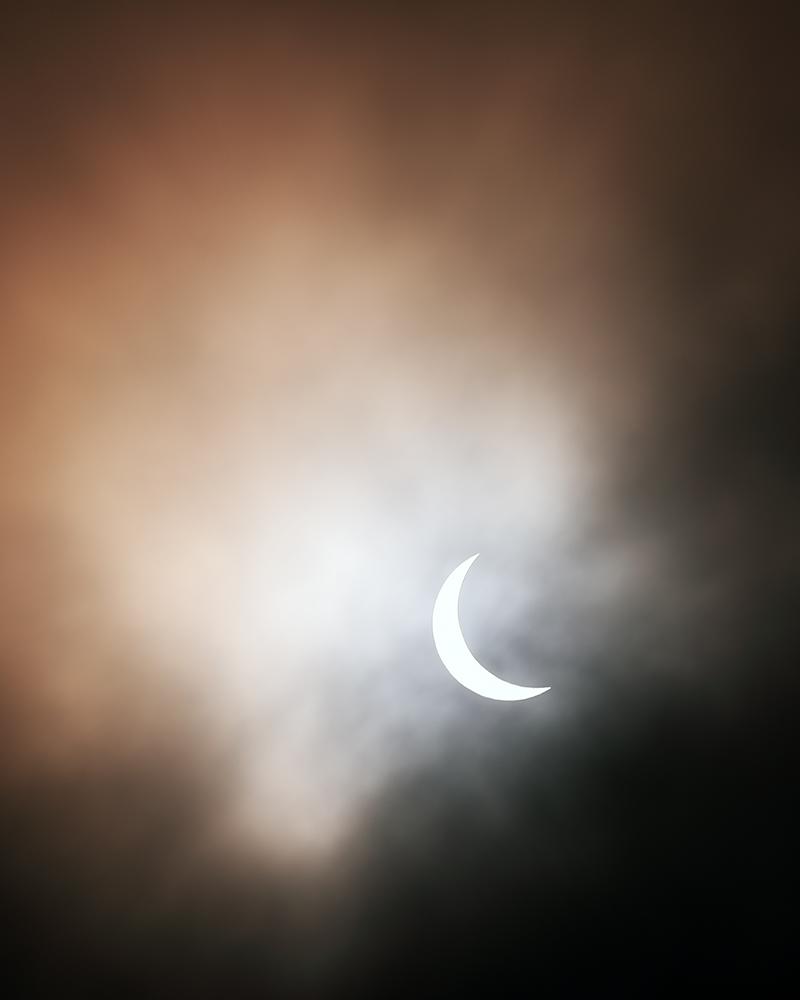 Solar Eclipse Twilight