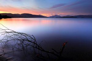 Loch Lomond Sunset