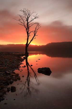 Loch Ard Sunrise